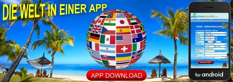 reiseecke24.com - APP for Android downloaden