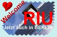 RIU-Hotel in Berlin