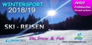 Ski Reisen