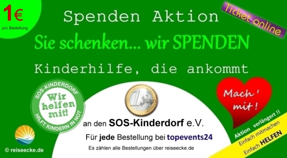 Spenden Aktionswochen