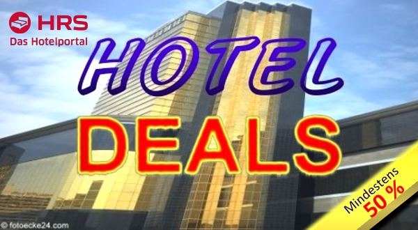 Hotel Deals - HRS
